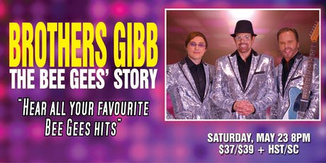 Brothers' Gibb: The Bee Gees Story tickets