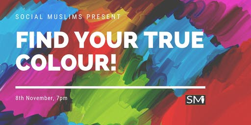 Social Muslims Networking | Find Your True Colour!