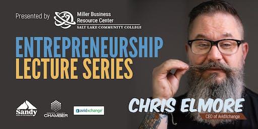 Entrepreneurship Lecture Series - The Art of the Pivot