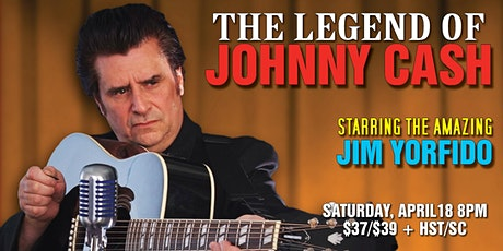 The Legend of Johnny Cash tickets