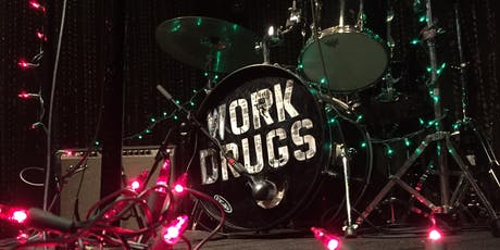 The Work Drugs 9th Annual Holiday Spectacle tickets