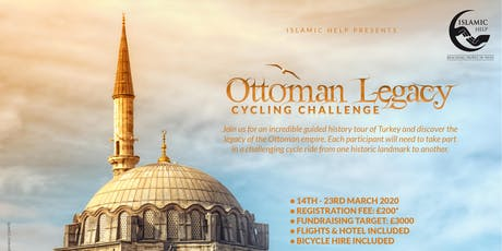 Ottoman Legacy - Cycling Challenge tickets