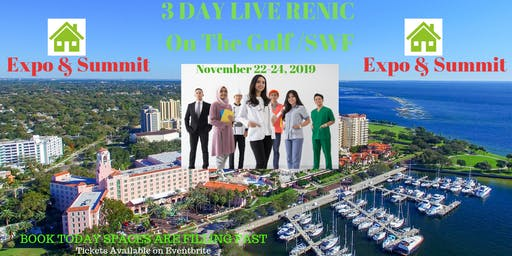 SWF/St. Pete Beach RENIC Wellness Live  3 Day Nurses Conference  & Summit