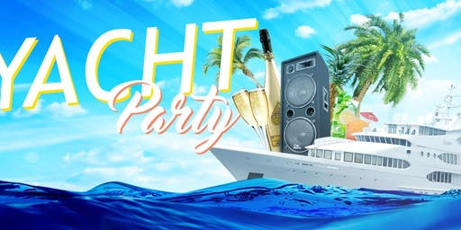 YACHT PARTY - OPEN BAR