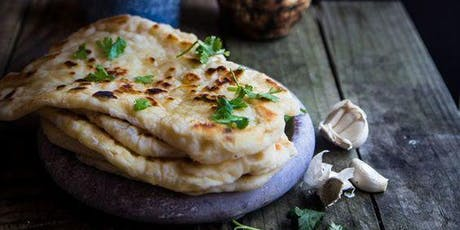 Indian American Fusion Cooking Class tickets