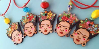 Free Your Inner Frida Art Workshop - **PRICE REDUCED TO £20**