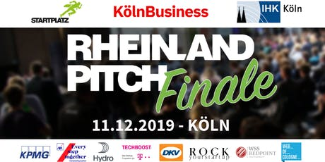 Rheinland-Pitch Winterfinale 2019 Tickets