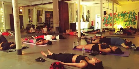 Lifted Yoga tickets