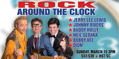 Rock Around The Clock (Canceled) tickets