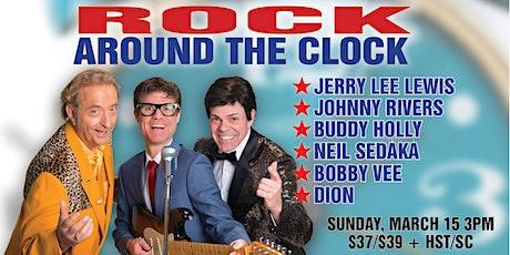 Rock Around The Clock (DATE CHANGE) tickets