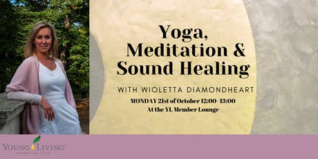 Yoga,  Meditation & Sound Healing tickets