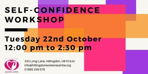 Self-confidence workshop
