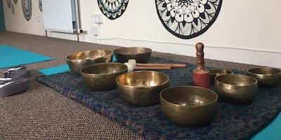 Sound Bath Meditation - Hitchin