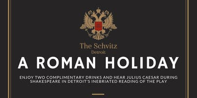 A Roman Holiday: Caesar at The Schvitz