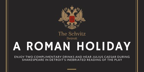 A Roman Holiday: Caesar at The Schvitz tickets
