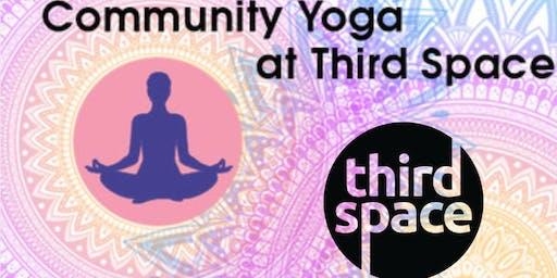 Community Yoga @ Third Space