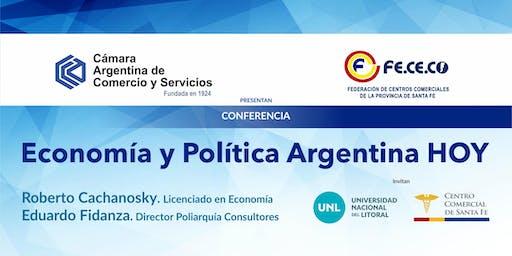 Economía y Política Argentina HOY