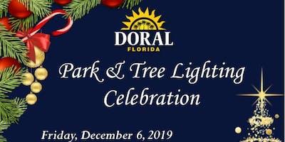 Park and Tree Lighting Celebration