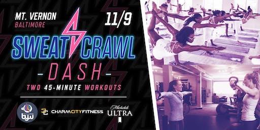 Sweat DASH (Baltimore) - Mt. Vernon - November 9
