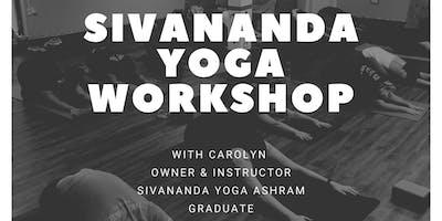 Sivananda Yoga Workshop
