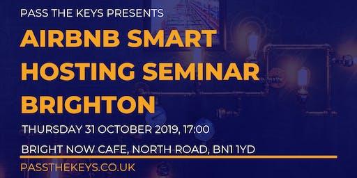 Airbnb Smart Hosting Seminar - Brighton