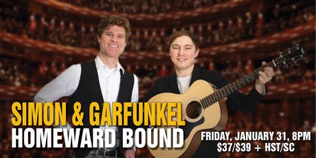 Simon & Garfunkel: Homeward Bound tickets