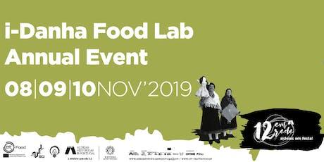 i-Danha Food Lab Annual Event biglietti
