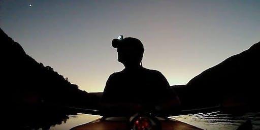 Spooky Canoe Trip