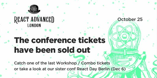 React Advanced Conference 2019