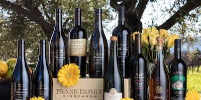 Frank Family Vineyards Seminar & Tasting