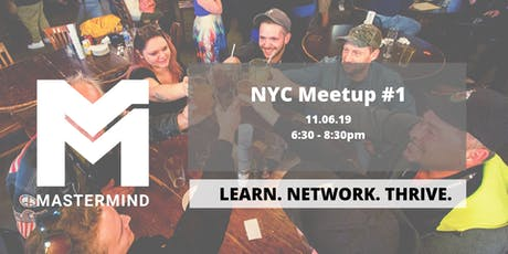 NYC Home Service Professional Networking Meetup  #1 tickets