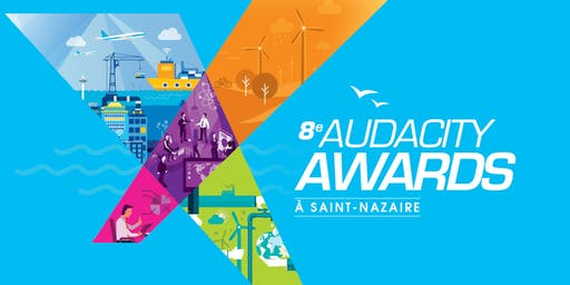 Remise des prix Audacity Awards 2019