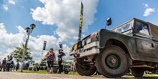Gaydon Land Rover Show 2020