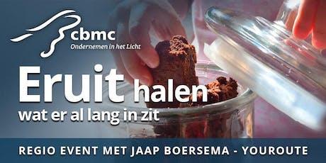 CBMC Regio Event Barneveld tickets