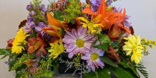 Floral Arrangement Class