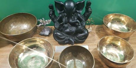 Sound Bath Meditation - Gamlingay tickets