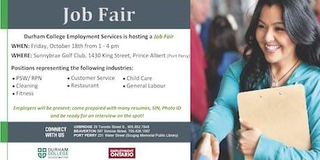 Job Fair - Multi Employer tickets