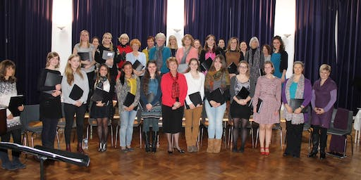 Old Girls' Association Carols & Canapés