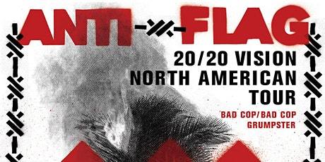 *Postponed* Anti-Flag @ Holy Diver tickets
