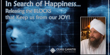 How do I find Happiness ? Releasing the Blocks that keep you from your Joy tickets