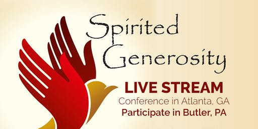 Spirited Generosity (Streamed Conference)