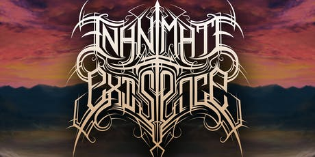 Inanimate Existence, Symbolik, Ashbreather +invites tickets