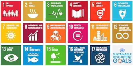 SDGs Camp: Think-it X El Space billets
