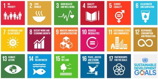 SDGs Camp: Think-it X El Space