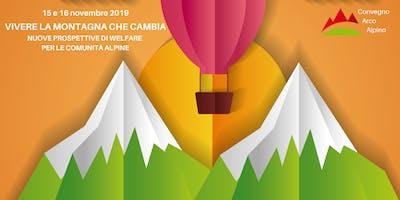 VIVERE LA MONTAGNA CHE CAMBIA: Nuove prospettive di welfare per le comunità