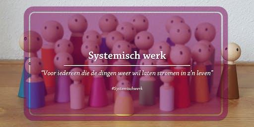 Familieopstellingen / Systemisch Werk met Guus Maris