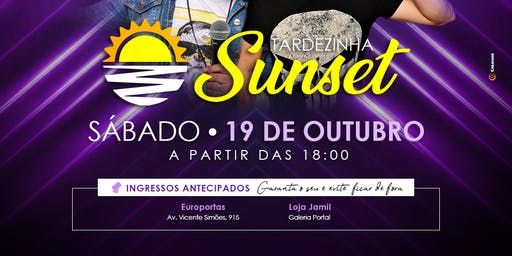 TARDEZINHA SUNSET - Caio Fernnnadez + DJ Well