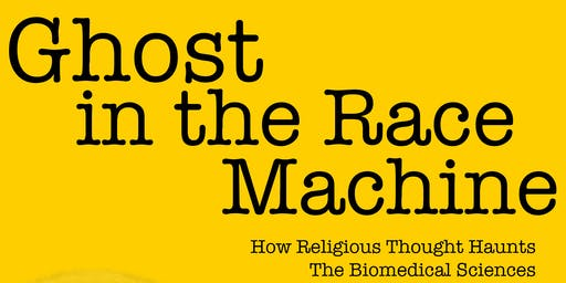 """""""Ghost in the Race Machine"""" Lecture by Prof. Terence Keel"""