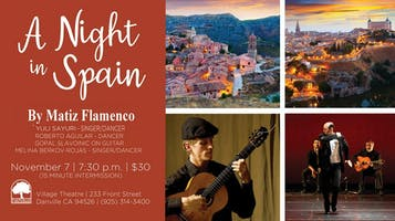"""A Night in Spain"" by Matiz Flamenco"