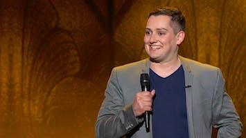 Comedian Joe Machi